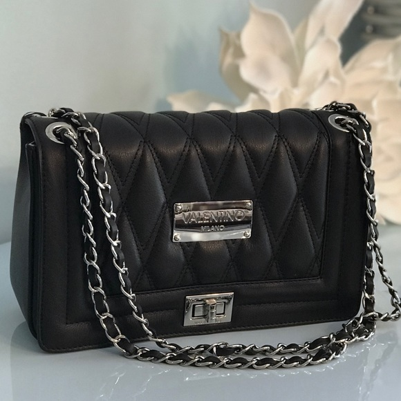 8f49ae4bf7 VALENTINO by Mario Valentino ALICE Quilted Bag. Listing Price: $495.00